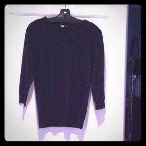 J Crew Black Tibi Sweater